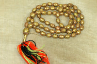 Brassy Ethiopian Prayer beads