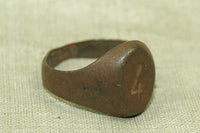 Old Bronze Ring from Ethiopia
