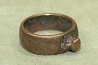 Unique Bronze Ring from Ethiopia
