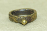 Antique Brass Ring from Ethiopia