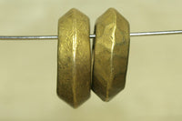 Two Brass rings from Ethiopia