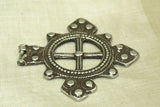Antique Coptic Cross Pendant from Ethiopia