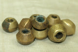 Antique bronze/brass bead from Ethiopia