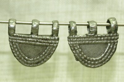 Traditional Silver Telsum from Ethiopia