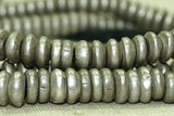 Old Ethiopian Silver Beads
