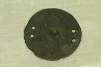 Ethiopian Bronze Shield pendnat