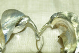 Small Silver Traditional Fulani Earrings
