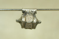 Small Vintage Silver Pendant from India