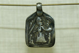 Antique Hindu Goddess Pendant from India