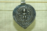 Hindu God Pendant from India