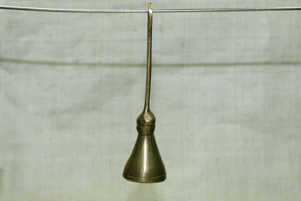 Vintage Brass Pendant from India
