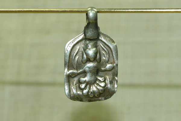Hindu Goddess Amulet from India