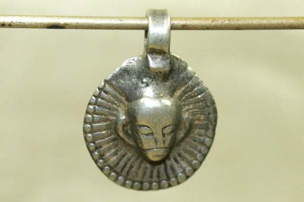Jain Tirthankara Mahavira Pendant from India