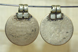 Large Antique Silver Rupee Coin with King George V Pendant