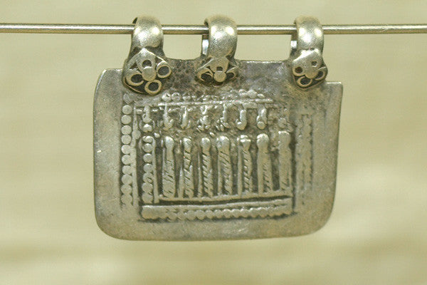 "Hindu ""Seven Mothers"" goddess Amulet from India"