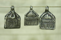 Set of 3 Goddess Amulets from India