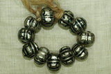 Silver Tribal Beads from India