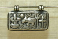 Very cool Hindu Amulet featuring Nandi