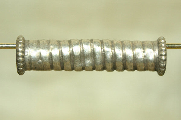 Coin Silver tubes-spacers from India