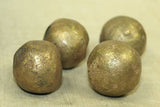 Large Round Brass Bead