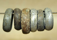 Set of Aluminum Rings from Kenya