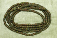 Antique Bronze Heishi from Kenya