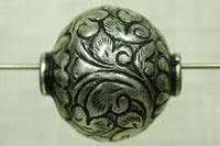 New Sterling Silver Beads from Tibet