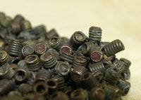 Antique Brass Ibo Beads, Nigeria