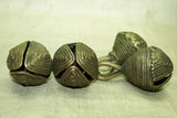 Large Nigerian Brass Bells