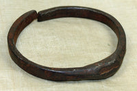 Antique Bronze and Iron Armband from Nigeria