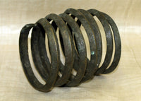 Large Bronze Bracelet/Armband from Nigeria