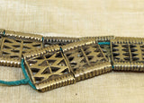 Bronze Thai Belt Pieces, Style B