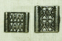 Bronze Thai Belt Pieces