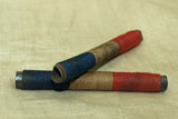 Funky Buddhist Prayer Scroll Tubes