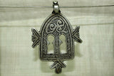 Antique Silver Tuareg Pendant