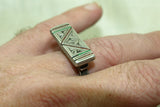Antique Silver Tuareg Ring