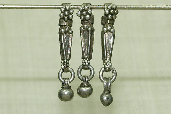 Unusual Silver Dangle from Yemen