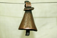 Antique Copper Bell from Yemen