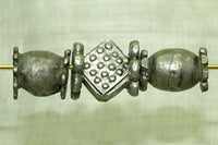 Set of Vintage Silver Beads from Yemen