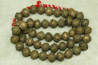 Antique Yoruba Brass Beads