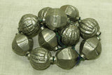 Large Silver Beads, The Harrar People of Ethiopia