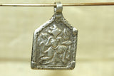 Antique Hanuman Pendants from India