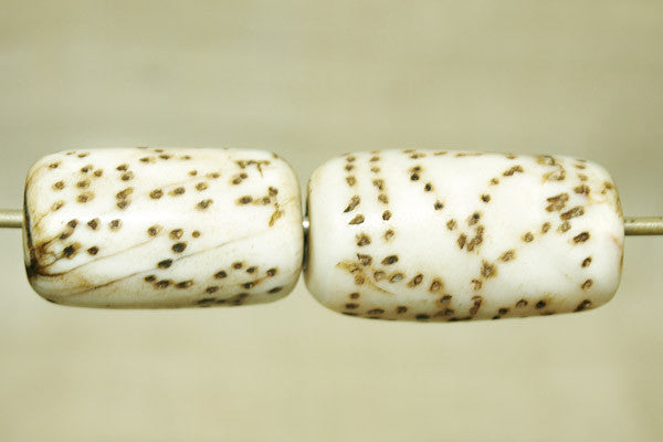 Traditional Naga Conch Shell Bead