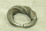Small Silver Hair Ring from Niger