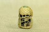 Antique Antique Ivory Ojime bead from Japan
