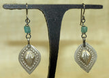 Afghan Silver Earrings, Made by Ruth™