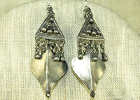 Silver Earrings made in India