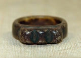 Antique Tuareg Bakelite Ring Fetish