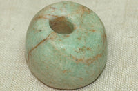 Huge Ancient Amazonite Bead