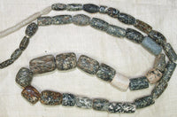 Beautiful Strand of Ancient Granite beads, Strand A
